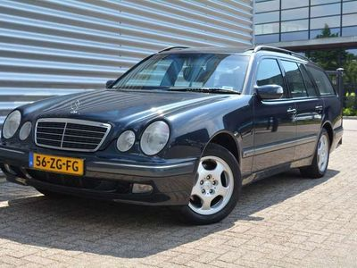 tweedehands Mercedes E320 Combi Elegance 4-Matic Top staat!!!!