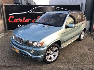 tweedehands BMW X5 3.0D M-Tech VERKOCHT!