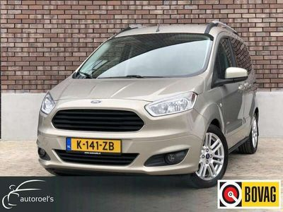 tweedehands Ford Tourneo Courier 1.0 Titanium / 101 PK / Trekhaak / Stoelverwarming