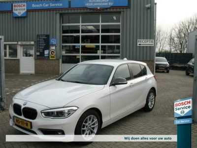 tweedehands BMW 118 1-SERIE (f20) i 136pk Automaat Executive