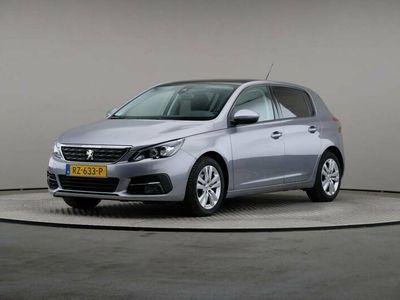 tweedehands Peugeot 308 Blue Lease Executive 1.2 € 14.400