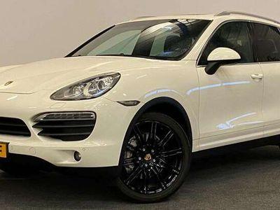tweedehands Porsche Cayenne 4.8 S, aankoopkeuring toegestaan, dealer onderhoud