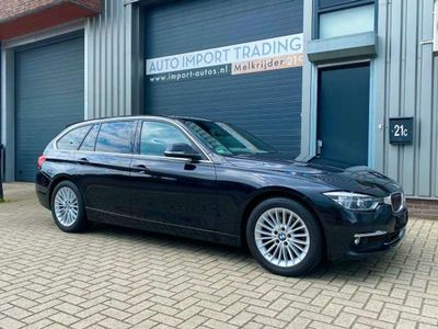 tweedehands BMW 320 320 D Touring Luxury Line - M Sportpakket