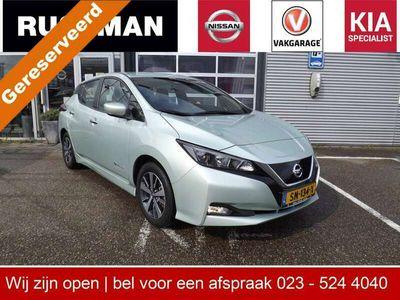 tweedehands Nissan Leaf Acenta Leder 40 kWh INCL BTW 4% Bijtelling