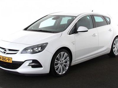 tweedehands Opel Astra 1.4 Turbo Sport 140pk | OPC-Line | Leder | Navigat
