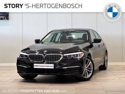 tweedehands BMW 520 520 Sedan d Executive Automaat / Navigatie Professi