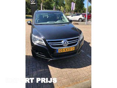 tweedehands VW Tiguan 2.0 TDI Comfort&Design *NAVI+ECC+PDC+CRUISE*