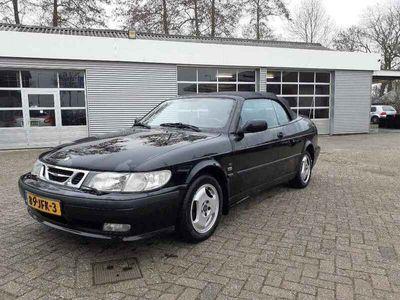 tweedehands Saab 9-3 Cabriolet 2.0t S MET VOL JAAR A.P.K. !!!