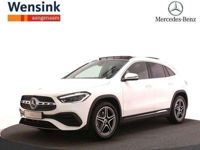 tweedehands Mercedes GLA200 Premium Plus | AMG-Line | Memory stoelen | Panorama-schuifdak | Head-up | Multibeam-LED