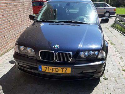 tweedehands BMW 320 Executive automaat