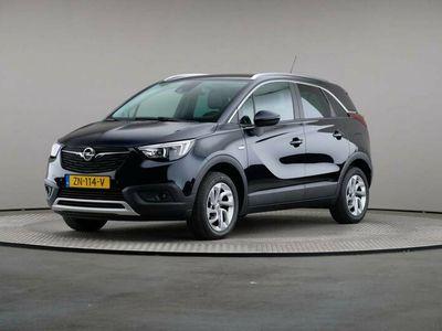 tweedehands Opel Crossland X 1.2 Turbo Innovation, Automaat, Navigatie