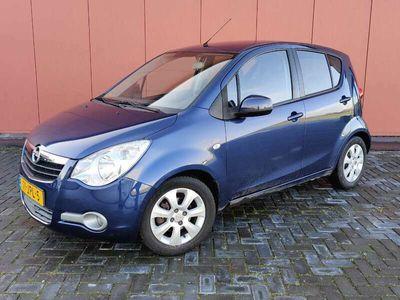 tweedehands Opel Agila 1.2 Enjoy I Automaat I Origineel Nederlands