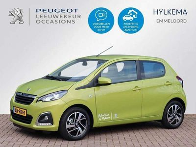 tweedehands Peugeot 108 72pk 5Deurs Allure | Camera | Climate control