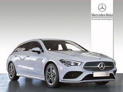 tweedehands Mercedes 180 CLA-KLASSE Shooting BrakeLine: AMG