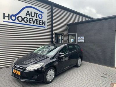 tweedehands Ford Focus Wagon 1.6 TDCI ECOnetic Lease Trend