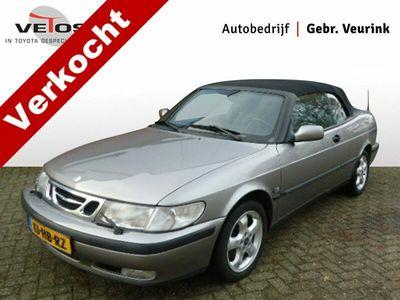 tweedehands Saab 9-3 Cabriolet 2.0 Turbo Sport Edition