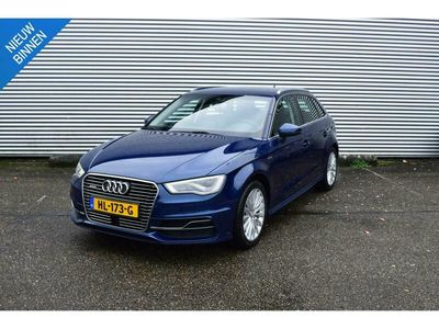 tweedehands Audi A3 Sportback 1.4 e-tron PHEV Attraction Pro Line plus