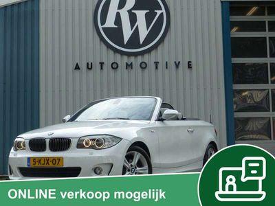 tweedehands BMW 118 Cabriolet 118i Exclusive Edition Leder/Xenon/Navi/ NL