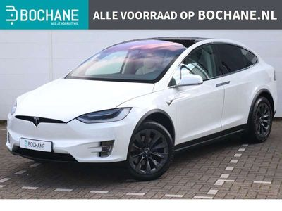 tweedehands Tesla Model X 100D 6p. | € 69.600,- excl. BTW | Navi | Clima | T
