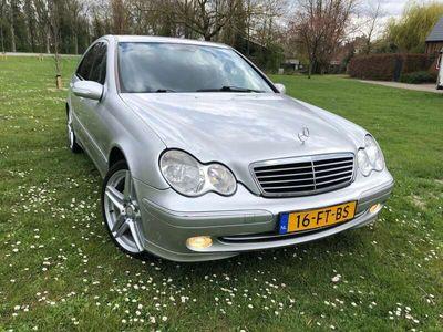 tweedehands Mercedes C240 C 240benzine 2000 168.000km