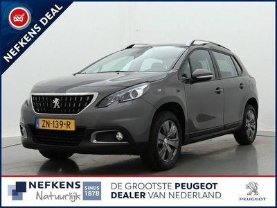 tweedehands Peugeot 2008 1.2 130pk Blue Lion