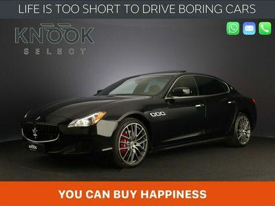 tweedehands Maserati Quattroporte 3.0 S Q4 | Schuifdak | Bowers & Wilkins | 21''