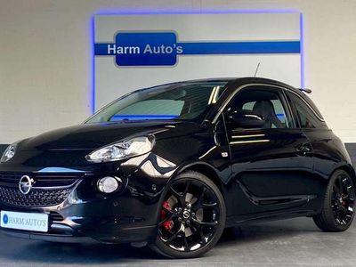 tweedehands Opel Adam 1.4 Turbo S 150pk recaro/leer/pdc/clima