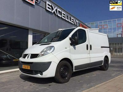 tweedehands Renault Trafic 2.0 dCi T29 L1H1 Eco PDC - Airco - Cruise control
