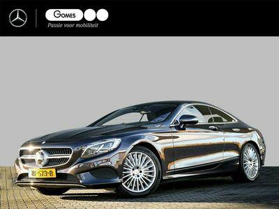 tweedehands Mercedes 500 S-KLASSE Coupé| Burmester soundsystem | Rijassistentie pakket | Stoelen met Memory | Massagestoelen |