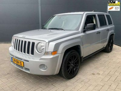 tweedehands Jeep Patriot 2.4 Limited,Nap 18 Inch