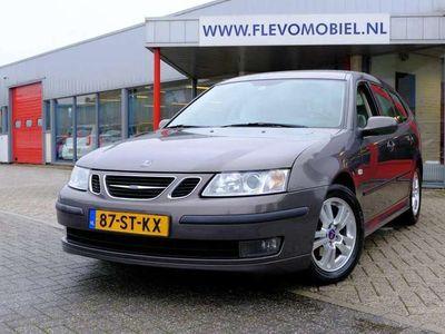 tweedehands Saab 9-3 Sport Estate 1.8t Linear Clima LMV Trekhaak