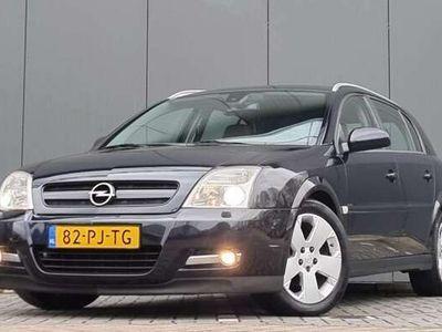 tweedehands Opel Signum 2.2i 16V Cosmo 1e Eigenaar Koelkast Leer Vol optie