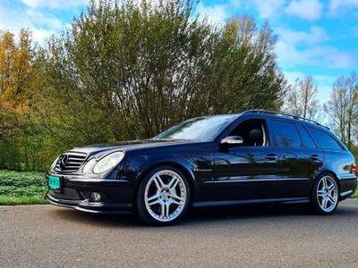 tweedehands Mercedes E55 AMG AMG - Stationwagen - Nette staat**