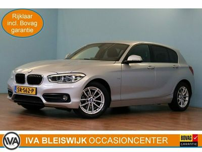 tweedehands BMW 118 1-SERIE i Corporate Lease Executive AUTOMAAT   5 DEURS   CLIMATE   NAVI   PDC   LMV