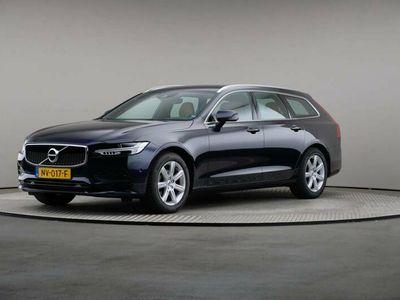 tweedehands Volvo V90 D3 Geartronic Momentum, Automaat, LED, Leder, Navigatie