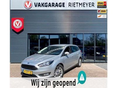 tweedehands Ford Focus Wagon 1.0 Lease Edition climate controle groot