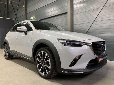 tweedehands Mazda CX-3 2.0 GT-M Automaat Navigatie Camera Ad.Cruise Bose