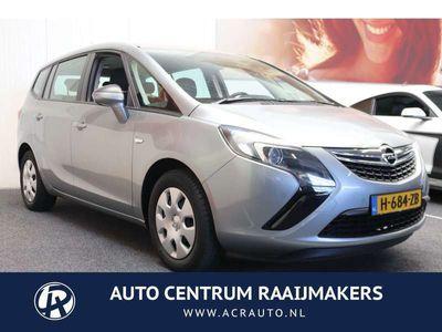 tweedehands Opel Zafira Tourer 1.4 Edition 7p. CRUISE CONTROL AIRCO BLUETOOTH TEL