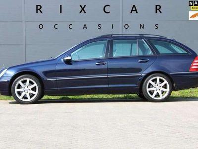 tweedehands Mercedes C320 Combi Elegance *YOUNGTIMER*