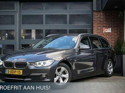 tweedehands BMW 320 320 d High Executive   1e Eigenaar   Leder   El. Tr