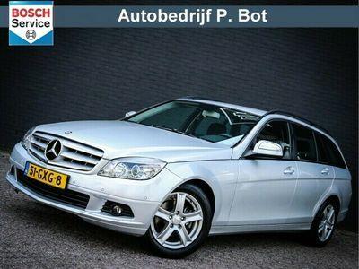 tweedehands Mercedes 180 C-KLASSE EstateK Avantgarde / Trekhaak / Navigatie / PDC