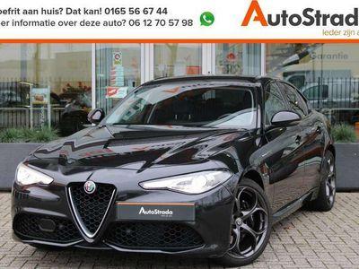 tweedehands Alfa Romeo Giulia 2.0 TURBO 280pk VELOCE Aut AWD Harman Kardon | Led