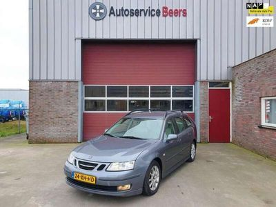 tweedehands Saab 9-3 Sport Estate 1.8 Linear, Climate, Trekhaak, PDC, L