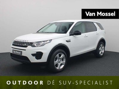 tweedehands Land Rover Discovery Sport 2.0 TD4 150PK | Half-Leder | Navi | ECC | PDC | LMV |