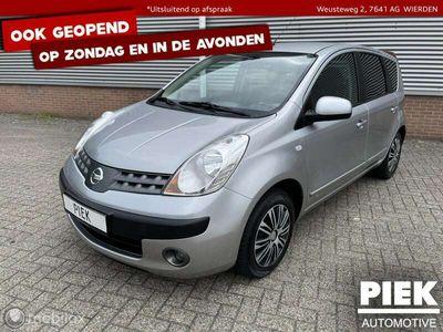 tweedehands Nissan Note 1.6 Acenta AIRCO, APK NIEUW, TREKHAAK