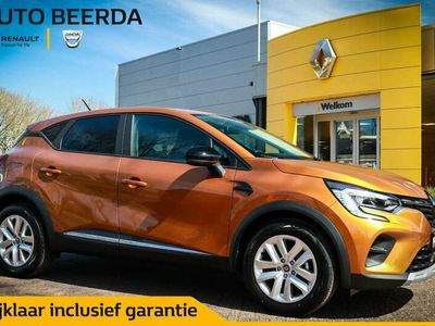 tweedehands Renault Captur TCe 100 Zen I Fabrieksgarantie t/m 12-2025 max. 10