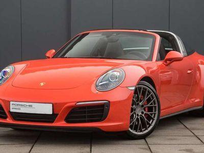 tweedehands Porsche 911 Targa 4S 991