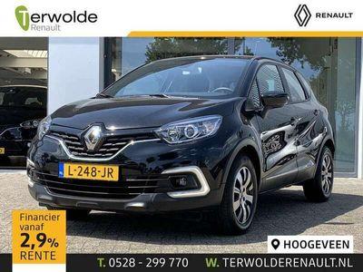 tweedehands Renault Captur 0.9TCe 90PK Limited