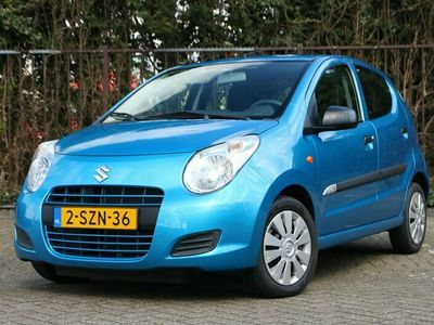 tweedehands Suzuki Alto 1.0 Comfort EASSS | airco | weinig km! | Έlectric ramen | dealer auto |