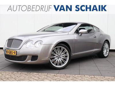 tweedehands Bentley Continental GT 6.0 W12 | 561 PK | NAVI | LEDER | CRUISE | CLIM